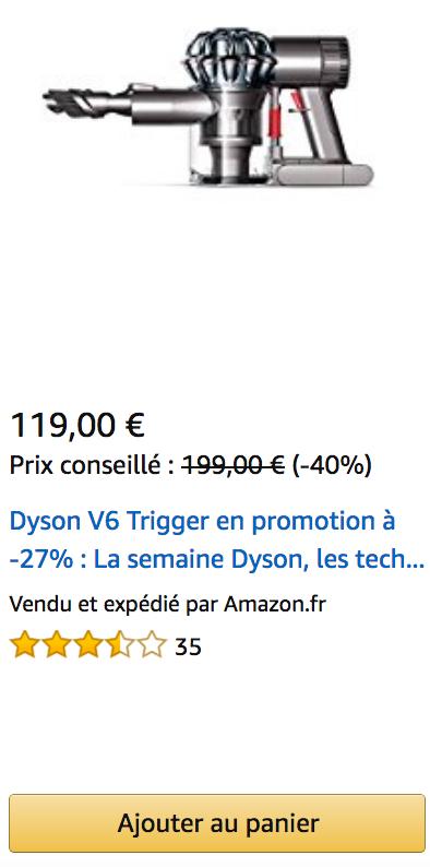 dyson v6 promo