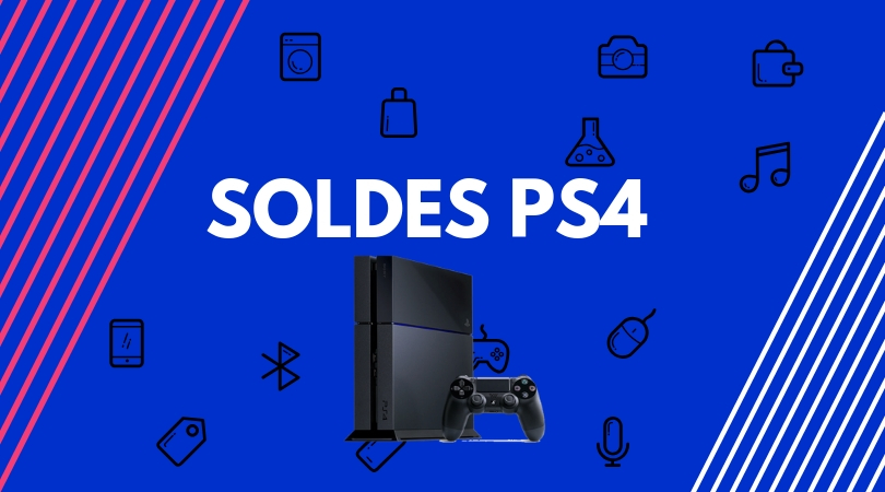 soldes ps4