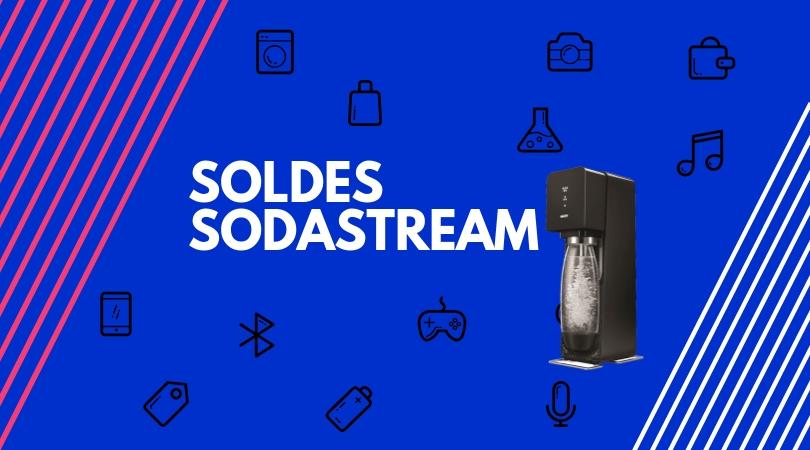 soldes sodastream