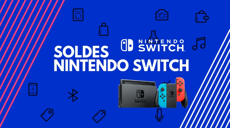 soldes switch