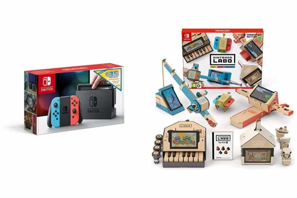 prime day amazon nintendo switch