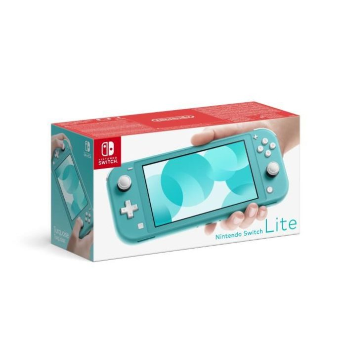switch lite precommande