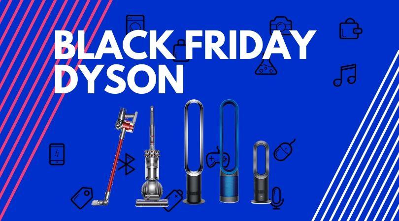 Black Friday Dyson, -22% sur les aspirateurs chez Boulanger