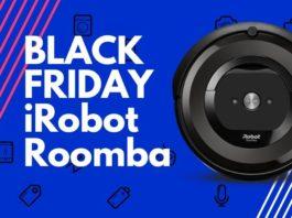 black friday iRobot roomba
