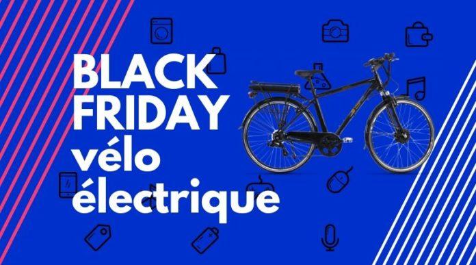 black friday vélo électrique