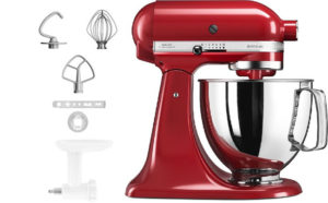 robot kitchenaid cookie set