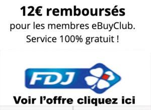 FDJ Euromillions bonus promo