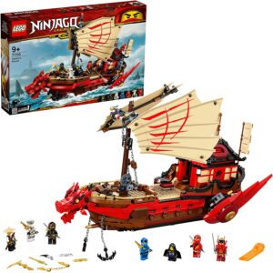 LEGO-Le QG des Ninjas Ninjago
