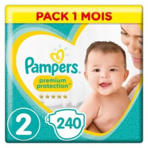 couches pampers promo