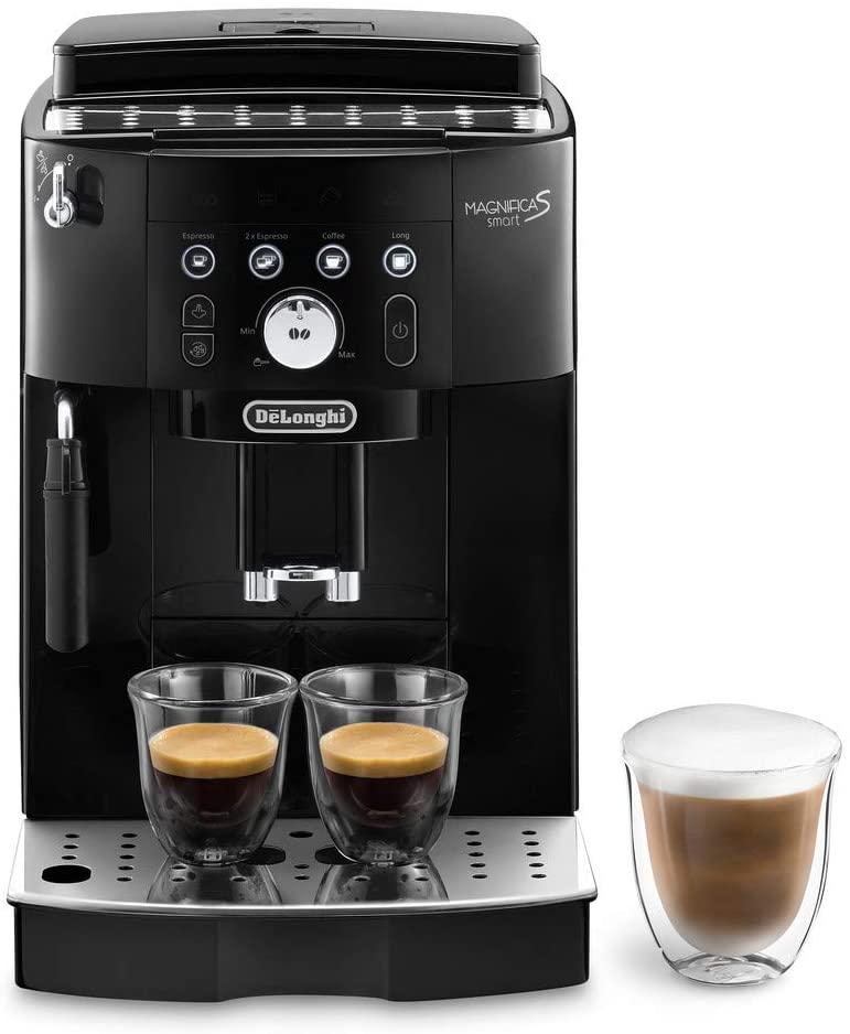 promo machine a cafe delonghi magnifica s