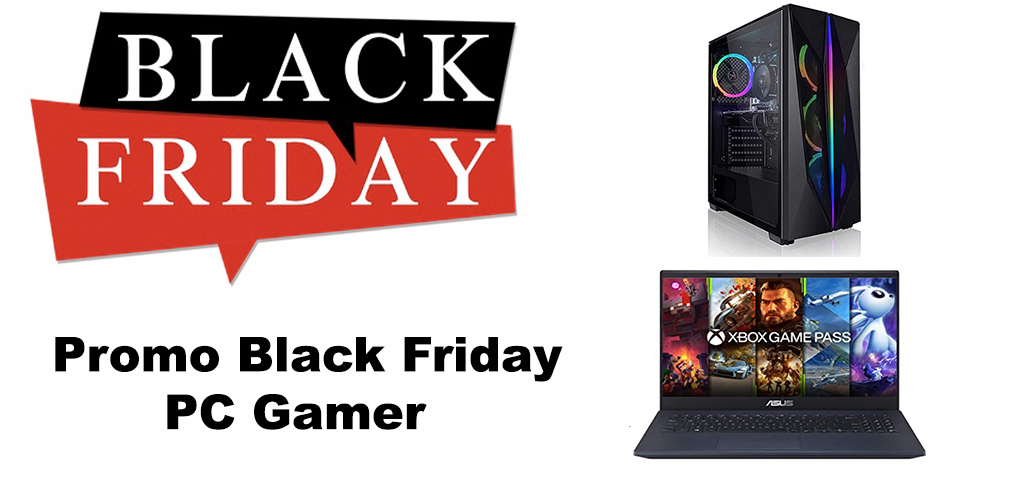 Black Friday PC Gamer promo 2020