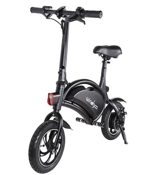 Vélo électrique Pliant Windgoo