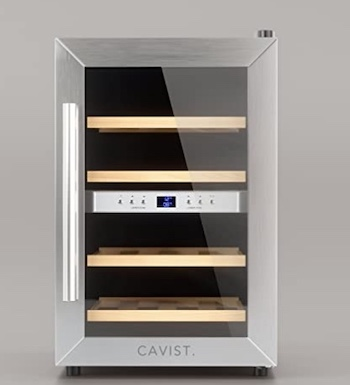 Cave à vin Cavist promo Black Friday