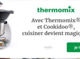 jeu concours Cuisine Actuelle thermomix