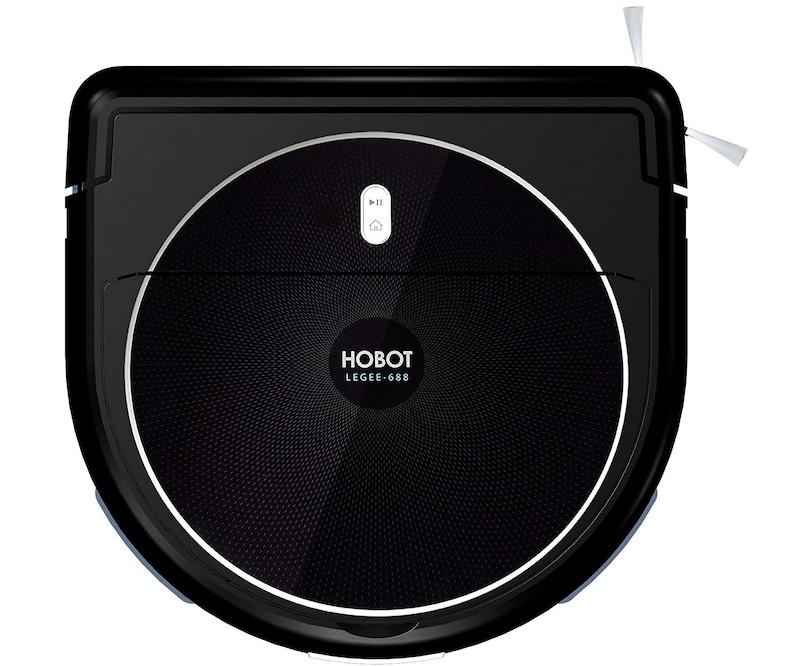 Robot laveur de sol Hobot Legee 688 en promotion